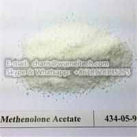 Buy cheap Methenolone Acetate Steroid hormone for bodybuilding CAS 434-05-9 product
