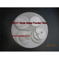 Buy cheap BEOT-Filter Disc from wholesalers