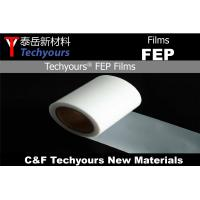 Buy cheap FEP Release Film / Transparent / high thermal conductivity Teflon fep film from wholesalers