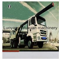 Buy cheap Truck mounted movable Rotary piling Rig from wholesalers