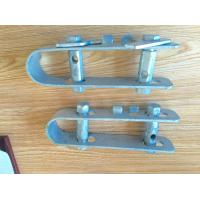 Trellis Wire Tensioner Galvanized Anti Hail One Hole Anchor Clamp Support Clamp