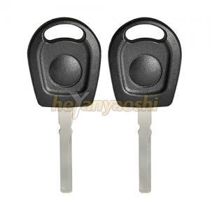 Buy cheap Special Usage VW Transponder Key Shell Without Light No Logo Car Key Blanks HU64 Keyway product
