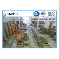 Paper Industry Paper Roll Handling Systems High Efficiency Free Workers