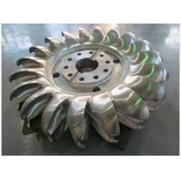 Buy cheap 1.4313 / X3CrNiMo13-4 / A182 F6NM Forged Forging Steel Pelton Turbine runners Discs Disks from wholesalers