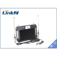 Buy cheap H.264 1080P Portable Video Receiver MIMO Dual Antenna Diversity Reception -106dBm Sensitivity from wholesalers