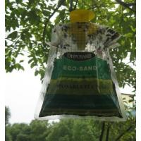 Buy cheap Disposable Fly trap with eco-friendly bait attractant fly catcher from wholesalers
