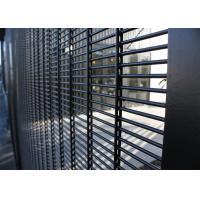 Buy cheap 358 security security fence is welded from high quality low carbon steel wire.also name welded security fence/security w from wholesalers