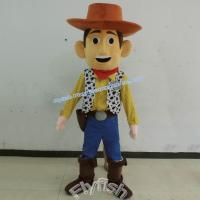 Buy cheap toy story woody mascot costume cartoon costume from wholesalers