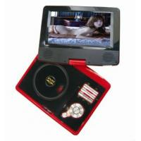 Buy cheap 7panel portable dvd with AnalogTV,DVB-T,Game,MPEG4, DIVX, USB, Card Reader function from wholesalers