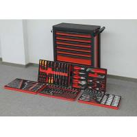 Buy cheap Red & Black Metal Premium Tool Chest Professional Movable Tool Cabinet from wholesalers