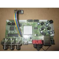 Buy cheap Hi3520D 8 Channel Development Boards H.264 240fbs real time full D1 CCTV product