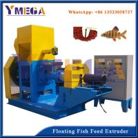 Buy cheap Hot sell and advanced Design Floating fish feed pellet machine from China from wholesalers