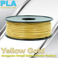Buy cheap Stable  Performance 1.75mm PLA 3D Printer Filament Temperature 200°C  - 250°C product