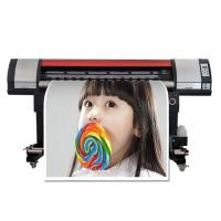 Buy cheap 6Feet Indoor Outdoor DX5 Head Vinyl Sticker Digital Banner Plotter Eco Solvent Printer from wholesalers