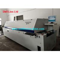 Buy cheap 8 Hot Zone Lead Free Reflow Oven 20005 Running Hours For LED PCB Good Condition from wholesalers