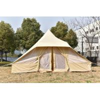 Buy cheap stand toureg tent 100% cotton canvas waterproof mildew resistant outdoor camping from wholesalers