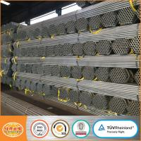 Buy cheap Scaffold Tube With Strong Load Capacity Precision A53 Welded Black Steel Pipe In construction material Scaffold Tube from wholesalers