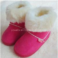 Buy cheap Plush Boots for Girls (Wells_T_12026) from wholesalers