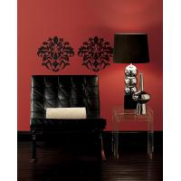 Buy cheap Damask Wall Stickers (FK-1171GM) from wholesalers