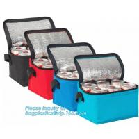 Buy cheap thermal cooler bags, food cooler bag, drink cooler bags, customization high quality exhibition non woven bags, cool bag product