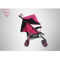 Buy cheap Colorful Baby Trend Umbrella Stroller ,  Safety Lock Red Umbrella Stroller from wholesalers