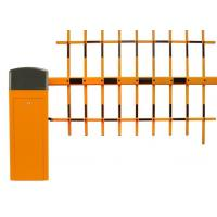 Buy cheap Residential Traffic Parking Vehicle Barrier Gate System / Electric Boom Gates from wholesalers