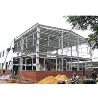 Buy cheap Customized Prefab Steel Frame Industrial Buildings Easy Erection For Warehouse product