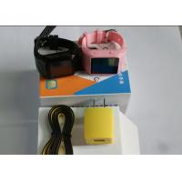 Buy cheap Accurate Pink Portable GPS Tracker from wholesalers