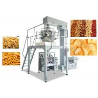 Buy cheap Snacks Food Packaging Sealing Machine , Vertical Form Fill Seal Packaging Machines from wholesalers