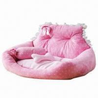 Buy cheap Pet Bed, Available in Pink, Green, Yellow Colors from wholesalers
