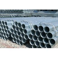 Buy cheap High Strength Hot Galvanized Steel Pipe , 2 Inch OD Galvanized Pipe from wholesalers