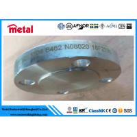 Buy cheap Forged 2 Inch Alloy Steel Flanges Blind Flange BLRF 150# B462 N08020 For Power Station from wholesalers