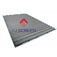 Buy cheap Green Shaker Screen Mesh Stainless Steel 304/316/316L API RP 13C Standard product