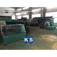 Buy cheap High Efficiency Hexagonal Wire Netting Machine Automatic PVC Coating Line from wholesalers