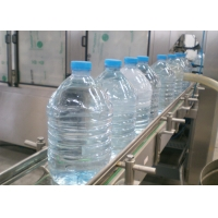 Buy cheap 3 in 1 mineral water and pure water jar rinsing, filling and capping machine 1,200BPH (5L) from wholesalers