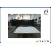 Buy cheap Precise Large Format Heat Press Machine For Sportswear 220V / 380V from wholesalers