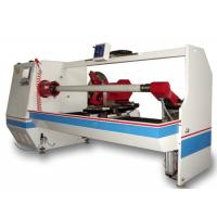 Buy cheap Single Shaft Auto Roll Cutting Machine from wholesalers