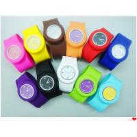 China 2014  Hot Sell Fashionable Pat Pat Watch Silicone Sport Watch  on sale