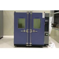 Buy cheap IEC Temperature And Humidity Chamber , Programmable Walk In Environmental Chamber from wholesalers
