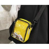 Buy cheap Travel  Hand Hand Bag Men Style Black Yellow Men Satchel New fashion Men Bag product