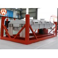 Buy cheap Bunny Feed Pellet Screener Machine Pig Rabbit For Feed Industry 960r/min from wholesalers