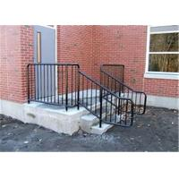 Buy cheap Residential commercial aluminum railing and balusters for decking and balcony from wholesalers