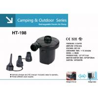 Buy cheap HT-198 Rechargeable Electric Air Pump In Camping & outdoor product