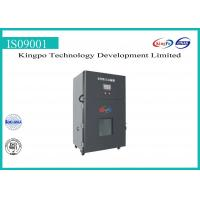 Buy cheap Free Drop Battery Testing Machine , Battery Impact Test Equipment AC220V from wholesalers
