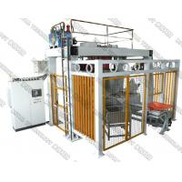 Buy cheap 2 Manipulators Low Pressure Die Casting Machine For Brass / Zinc Alloy Products from wholesalers
