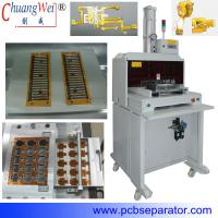 Buy cheap Rigid Flexible FPC PCB Singulation Machine With High Efficiency from wholesalers