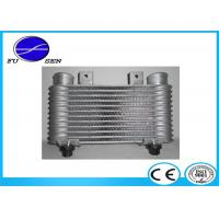 Buy cheap Charge Air Cooler Plate Type Car Intercooler Sliver Color 142*325*65mm from wholesalers