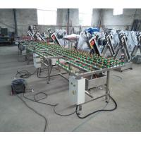 Buy cheap Stainless Steel Double Belt Glass Edger from wholesalers