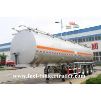 Buy cheap Diesel  /  Gasoline  /  Fuel Tanker Trailer , LNG / CNG / LPG tanker trailer from wholesalers