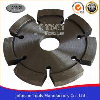 Buy cheap GB 105mm Laser Welded Tuck Point Diamond Blades For Hard Material Cutting from wholesalers